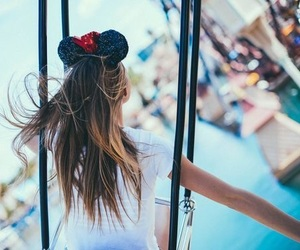 amusement park, vacay, and disney image