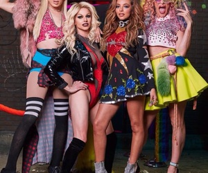 power, little mix, and jade thirlwall image