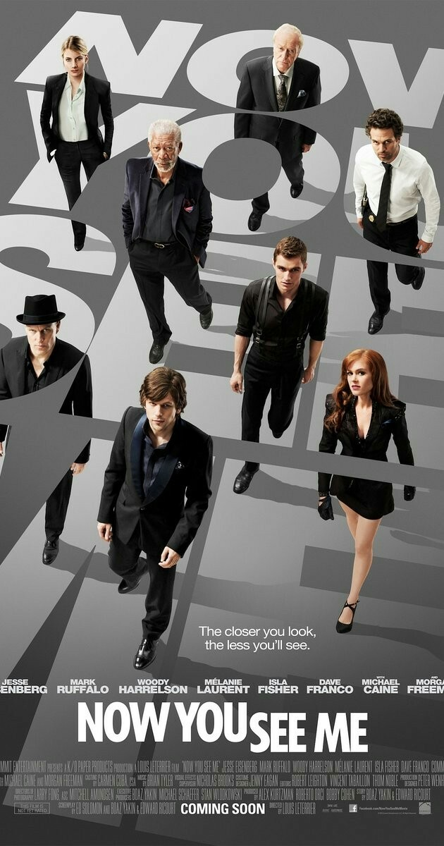 movie and now you see me image