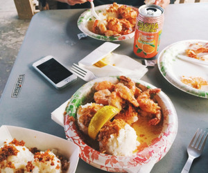 delicious, hawaii, and food image