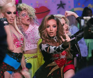 jade thirlwall, willam belli, and little mix image