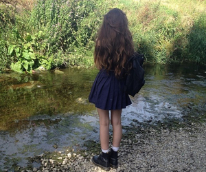 girl, grunge, and pale image