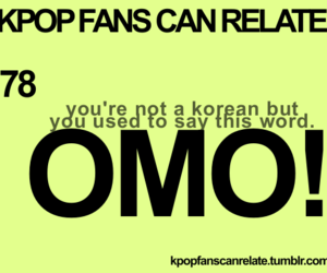 kpop and text image