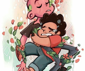 steven universe and lars image