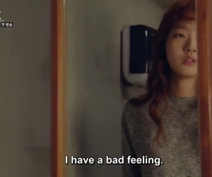 Korean Drama, subs, and cheese in the trap image