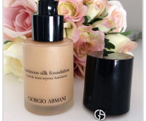 beauty, flowers, and Foundation image
