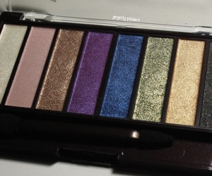 jewels, makeup, and palette image