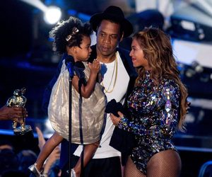 beyoncé, blue ivy, and family image