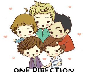 cartoon, 1d, and liam payne image