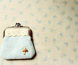 purse, cute, and vintage image