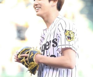 army, baseball, and maknae image