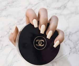 chanel, Nude, and cute image