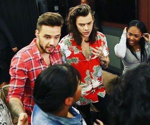 1d, Harry Styles, and liam payne image
