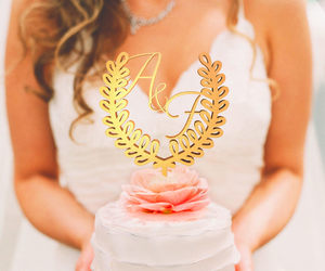 cake toppers, decorations, and etsy image