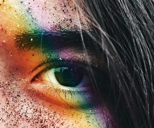art, oko, and eye image