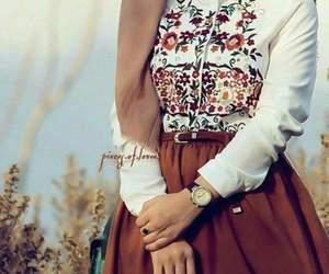 hijab and beautiful image