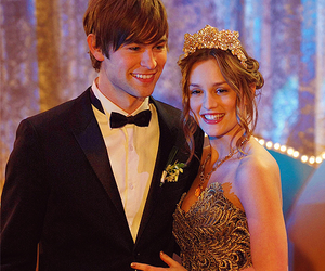 blair waldorf, Chace Crawford, and nate archibald image