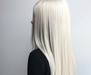 hair, beauty, and white image
