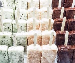 summer, food, and ice cream image