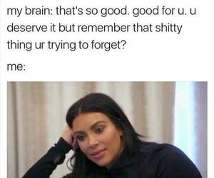 brain, okay, and good image