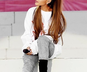 ariana grande, manchester, and one love manchester image