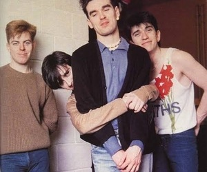 the smiths, indie, and hipster image