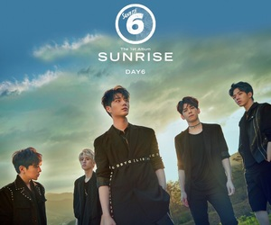 day6, kpop, and sunrise image