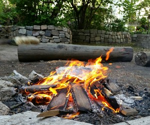 feuer, warm, and Lager image
