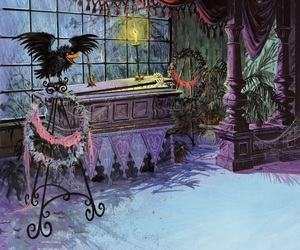 disney and haunted mansion image