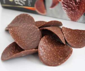 chocolate, chips, and delicious image