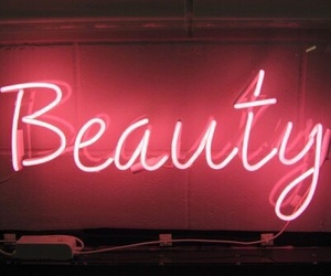 beauty, pink, and light image