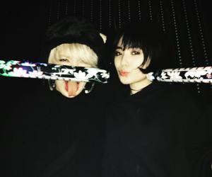 black, faky, and lil fang image