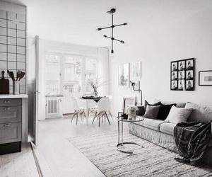 decor, decoration, and grey image