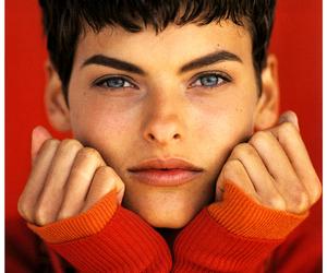linda, linda evangelista, and model image