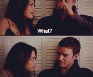 love, justin timberlake, and friends with benefits image