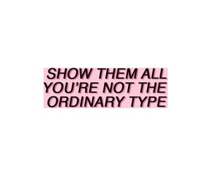 quotes, pink, and ordinary image