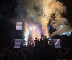 coachella, concert, and festival image