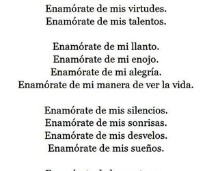 love, enamorate, and frases image