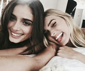 amigas, bed, and bff image