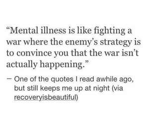 fighting, happening, and mental illness image