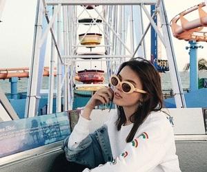 fashion, girl, and cool image
