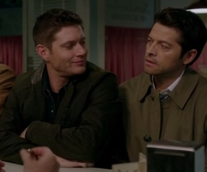 dean winchester, funny, and happy image