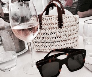 sunglasses, drink, and accessories image