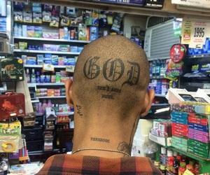 tattoo, god, and boy image