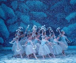 ballet, waltz of the snowflakes, and the nutcracker image
