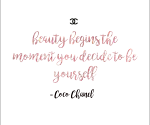 chanel, inspiration, and quotes image