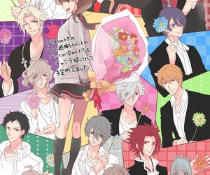 fanart, juli, and brother's conflict image