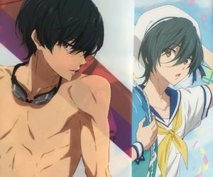 boys, free, and natacion image