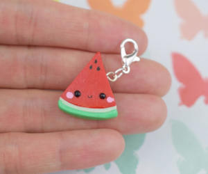 etsy, handmade jewelry, and summer fruit image