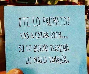 frases, malo, and bueno image